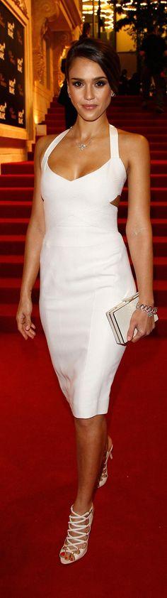 Jessica Alba...love her shoes