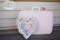 romantic shabby chic case and hearts prop and styling www.luvmystuff.com.au