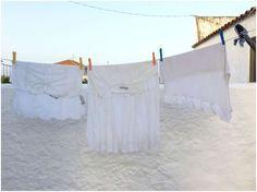 Pano pra Mangas: Como tirar manchas amarelas de roupa branca?