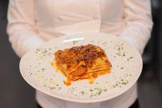 Le lasagne al forno alla Bolognese!