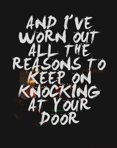 Two Door Cinema Club - Changing of the Seasons (new song) lyrics Love Songs Lyrics, Lyric Quotes, Music Lyrics, Me Quotes, Indie Lyrics, Emo, Two Door Cinema Club, Sing To Me, Music Is Life