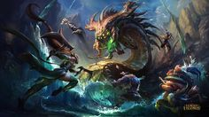 league of legends wallpaper | Wallpapers de League of Legends