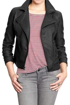 The Fall Jacket You've Been Dreaming Of #refinery29  http://www.refinery29.com/jackets-fall-trends#slide-48  ...