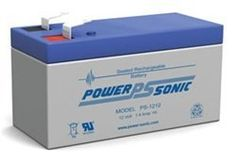 Power-Sonic Genuine PS-1212 12V 1.4 Ah Rechargeable SLA Battery by Powersonic. $18.50. 12V 1.4Ah SLA battery