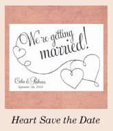 INSTANT DOWNLOAD - Save the date Photo Overlays Photoshop Template ...