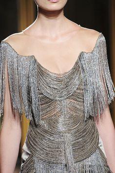 "texerin-in-sydneyland: ""girlannachronism: "" Marchesa spring 2012 ready-to-wear details "" "" Couture Fashion, Runway Fashion, High Fashion, Womens Fashion, Marchesa Fashion, Beautiful Dresses, Nice Dresses, Ladies Dresses, Vestido Dress"