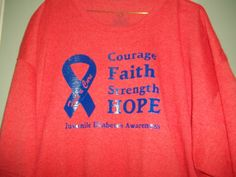 New Juvenile Diabetes Find A Cure Tshirt Small - 4XL Free Shipping