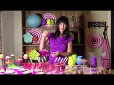 """How to throw a """"girls day in"""" party with Oriental Trading"""