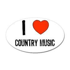 i love country music. i can sing to it well and i love the meanings i can find in all the songs <3