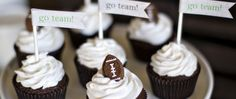 Cupcake Monday - Football-001