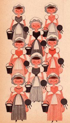 No. 95: Maid & Housekeeper