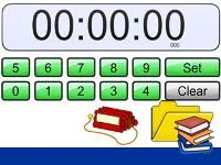 Promethean Timers ~ Great for building reading stamina