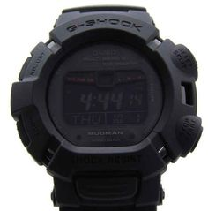 Casio G-Shock - GW-9010MB MUDMAN | Man In Matte Black Edition - Freshness Mag