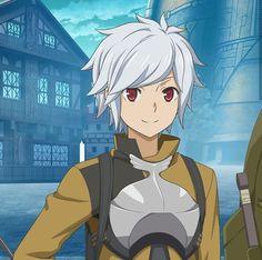 Danmachi Bell, Danmachi Anime, Familia Myth, Otaku, Bell Cranel, Male Fairy, Dungeon Ni Deai, Romance, Mysterious Places