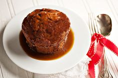 A variation of the classic sticky toffee pudding that uses apples instead of dates. Of course, it still has that great toffee sauce!