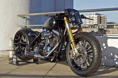 Harley-Davidson Fatboy Bobber Motorcycle