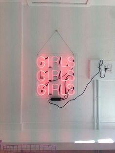 girl, pink, and light kép