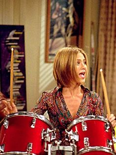 Rachel from Friends short bob. Season 7 I think
