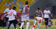 Portal Esporte São José do Sabugi: Com show de Walter e virada, Fluminense goleia o S...