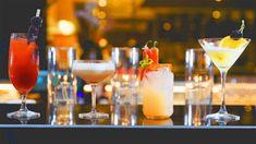 1 - 2 - 3 Cocktails !