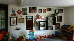 Gallery Wall, Creations, Frame, Home Decor, Wall Galleries, Homemade Home Decor, A Frame, Frames, Hoop