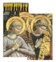 Matches - Renaissance Angels..006