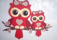 fensterbilder frühling vorlagen - Татьянин День Открытки Owl Crafts, Diy And Crafts, Paper Crafts, Valentines For Kids, Valentine Crafts, Diy For Kids, Crafts For Kids, Diy Nursery Decor, Art N Craft