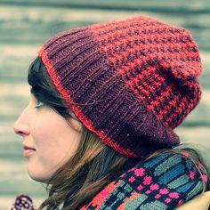 Tayberry Hat pattern by Cirilia Rose