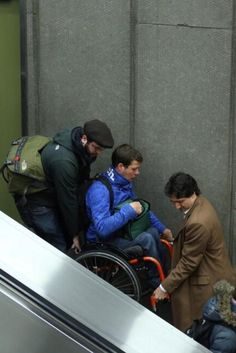 Justin Trudeau Viral Photo At Montreal Subway Station A Reminder Accessibility Is Still A Problem