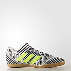 Adidas Nemeziz Tango 17.3 Indoor Shoes (Running White Ftw   Electricity    Black) Adidas 35f4a4f5efd