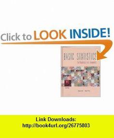 Basic Statistics for Business and Economics (9780256194081) Douglas A. Lind, Robert D. Mason , ISBN-10: 0256194084  , ISBN-13: 978-0256194081 ,  , tutorials , pdf , ebook , torrent , downloads , rapidshare , filesonic , hotfile , megaupload , fileserve