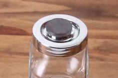 DIY: Faça um lindo porta temperos com imã para a cozinha