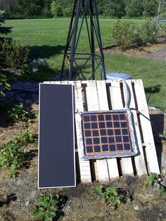 Off Grid Living Presents Some Unique Challenges That Can Be Made Easier With Diy Solar Panels Having Free Electricity From The Su Solar Panels Solar Diy Solar