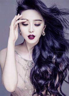 """thewonderofafairytale: """" """"Fan Bingbing for Marie Claire Hong Kong """" """"~~"""