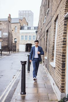 Casual Tailoring | Joey London