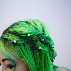 via hair в 2019 г. dyed hair, hair и Dye My Hair, Ombré Hair, Pelo Multicolor, Twisted Hair, Alternative Hair, Coloured Hair, Hair Beads, Hair Images, Pastel Hair