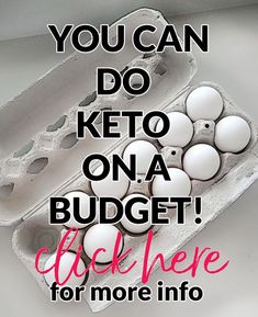 Diet Tips 10 Ways To Eat A Low Carb Keto Diet On A Budget - You have asked and I am going to show you how I do it. Here are my 10 ways to eat a low carb keto diet on a budget. It's easier than you think! Here is my real life advise using the same things I Ketogenic Recipes, Ketogenic Diet, Diet Recipes, Paleo Diet, Keto Foods, Recipies, Ketosis Diet, Healthy Recipes, Healthy Foods