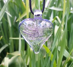Cremate Jewelry Pendant Forever in My Heart Necklace.Ash into glass keepsake.Artful ashes cremation jewelry for men.Pet Urn Memorial Jewelry by DragonFireGlass on Etsy