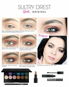 Sleek Original Eyeshadow Palette doar pe http://www.makeupshop.ro