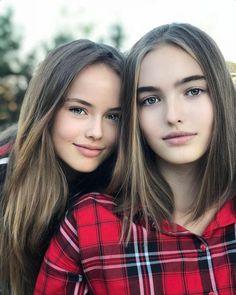 Kristina and Anastasia, both are so pretty❤❤❤ here you see 10 photos, swipe if you're interested but don't copy these photos! The Most Beautiful Girl, Beautiful Children, Beautiful Eyes, Kristina Pimenova Instagram, Kristina Pímenova, Cute Young Girl, Russian Beauty, Russian Models, Young Models