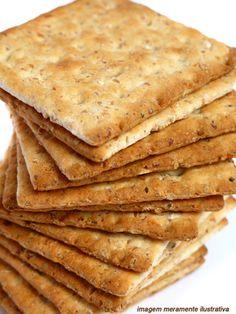 Biscoitinho de Gergelim integral sem açúcar
