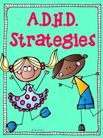 A.D.H.D. tips for elementary teachers.