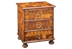 "SARREID Austin Bedside Chest  |  2080.00 retail  |  26""w x 22""d x 30""h  