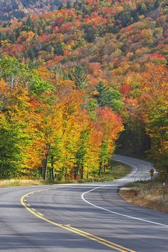 Kancamagus Scenic Byway - White Mountain National Forest