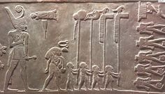<p>This video contains a slideshow of additional examples of ancient Egyptian art that appears to include aliens, or space beings. </p>