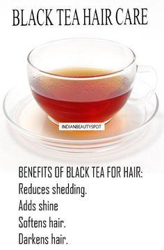 How does black #tea help your #hair? https://www.coffeevines.com/k-cup-tea/Black-Teas