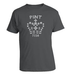 Pint Symbol - Craft Beer T-shirt