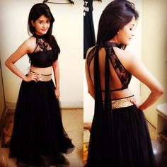 "22.7k Likes, 309 Comments - Kanchi Singh (@kanchisingh09) on Instagram: ""About last night⭐️ #goldwards2016  Outfit by lovely @richa5ingh  the very last minute thing...…"""