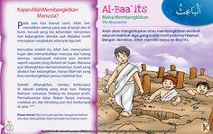 Kisah Asma'ul Husna Al-Baa'its