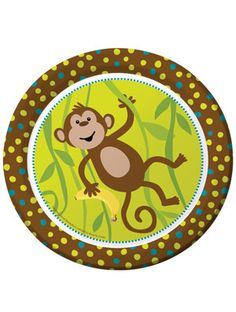 Monkey Bordjes